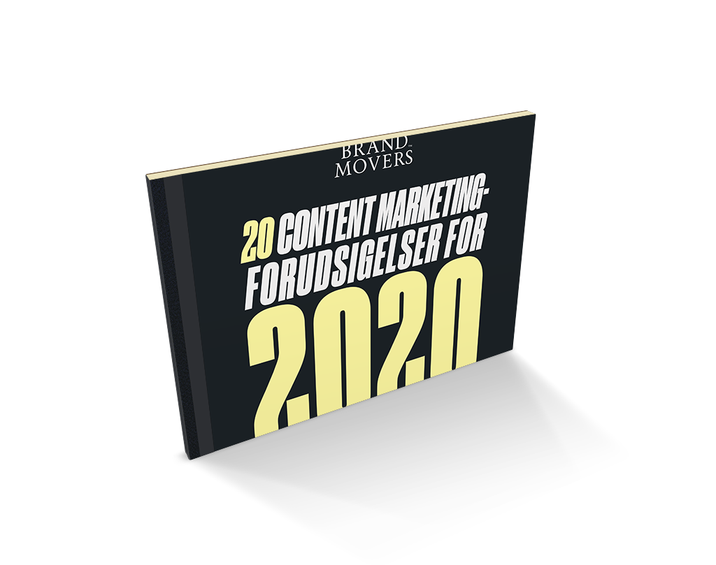 Forudsigelser for 2020 om content marketing